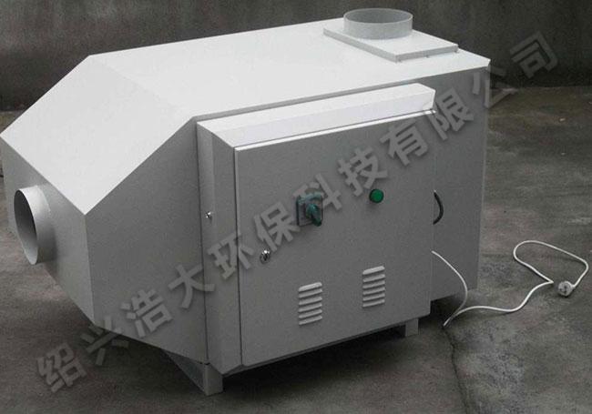小型机床油雾收集器