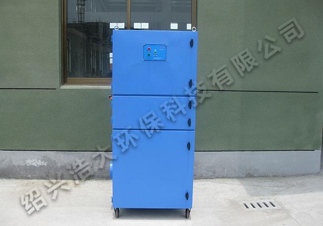 移动式单机滤筒除尘器