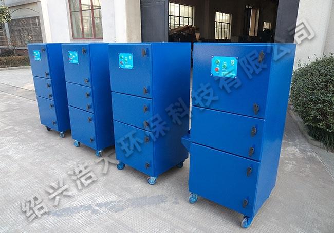 小型移动式工业除尘器