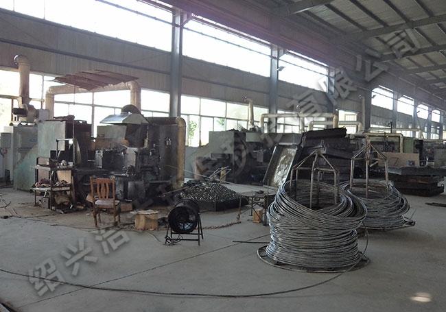 紧固件油雾收器工程