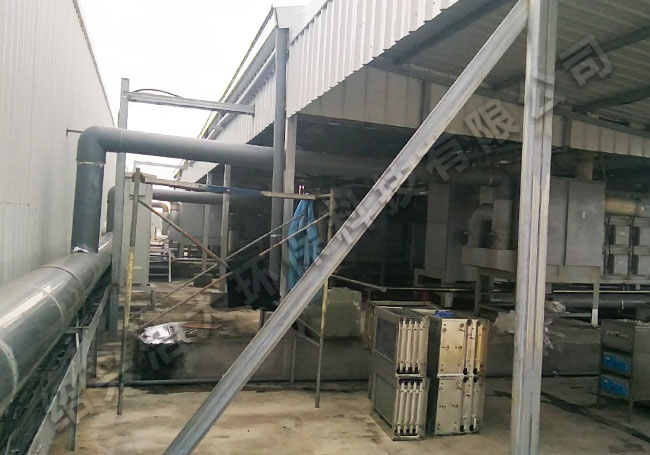 天津光伏业真空泵专用废气收集净化器