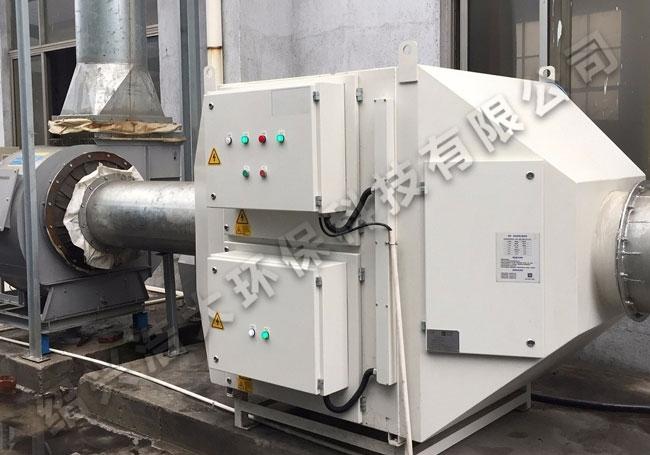 冷墩机紧固件油雾净化器