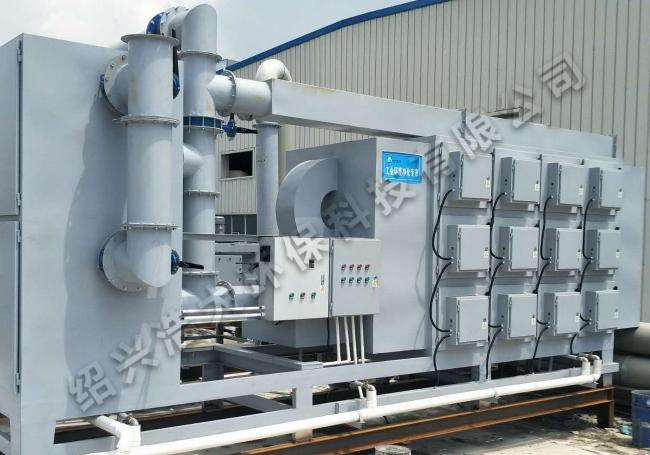 内蒙古三期新能源科技工程现场